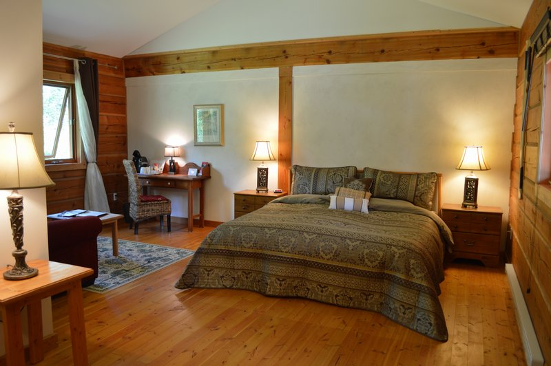 Room in clearwater lodge